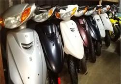Скутеры Инжекторные Yamaha JOG 49 куб. см