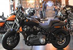 Harley-Davidson Softail Fat Bob 114 (2020)