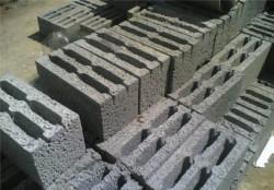 Керамзитобетонные блоки Д-1036