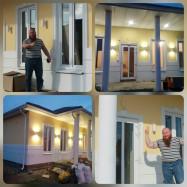 Строитльство домов из Арболит Блока (Брезолит) (Дюрисол