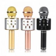 Караоке-микрофон с блю-туз.