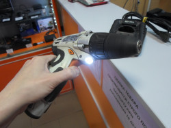 Дрель-шуруповерт аккумуляторная Dexter Power 5227.2A