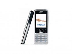 Оригинальный Nokia 6300 silver
