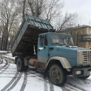 ЗИЛ Самосвал 5тн. Доставка сыпучих грузов