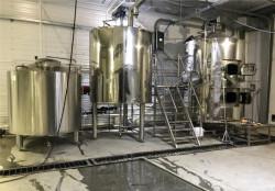 Пивоварня 2000л/варка