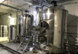 Пивоварня 1000л/варка