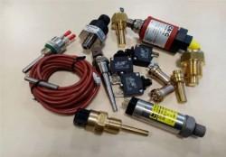 Датчики температуры / давления, термоэлементы чкз