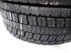 Шины грузовые бу R22.5 315 70 goodyear RHD2+