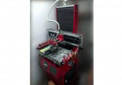 Станок TIC SCF-550 шелкография трафаретная печать