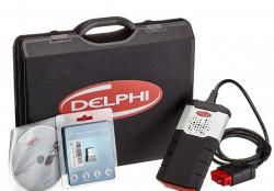 Новейший Delphi DS150E на японских чипах NEC