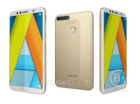Смартфон Huawei Honor 7A 2/16Gb золото