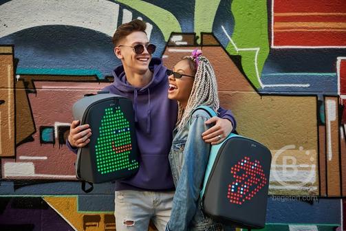 Pix – самый необычный рюкзак