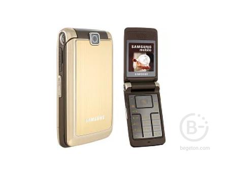 Мобильный телефон Samsung S3600 Gold