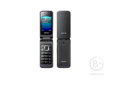 Мобильный телефон Samsung C3520 Black Подробнее: https://telefonica.su/