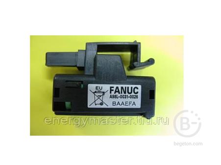 Литиевая батарея корпусная FANUC A98L-0031-0026 3V