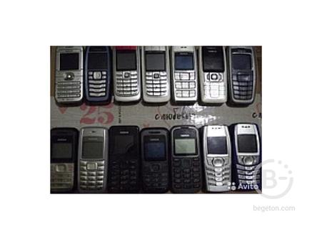Мобильные Телефоны Nokia на выбор много по 800