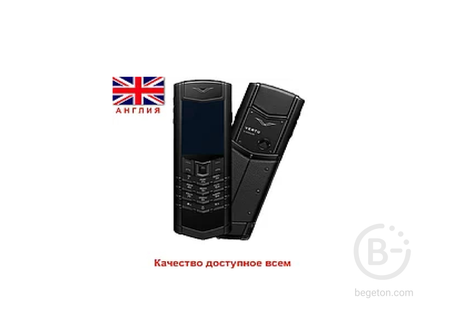 Телефон Vertu Signature S Design Black Англия