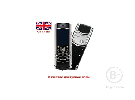 Телефон Vertu Signature S Design Stainless Steel Англия