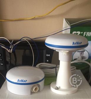 Агронавигатор G7 Ezy Farmnavigator + ГЛОНАСС/GPS антенна