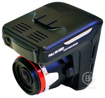 Видеорегистратор с антирадаром XPX G565-STR GPS