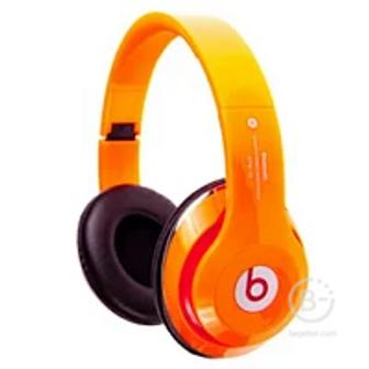 Беспроводные наушники Beats STN-16 Studio Wireless orange