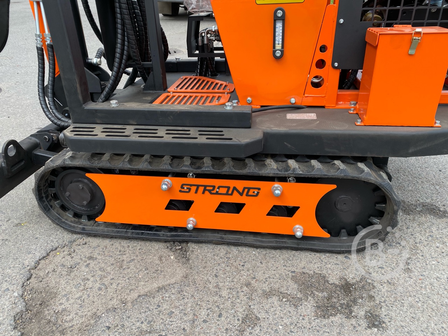 мини экскаватор STRONG MS1500