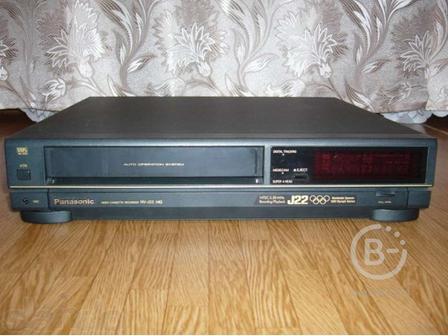 Продаю… Видеомагнитофон… Panasonic NV- J22HQ...