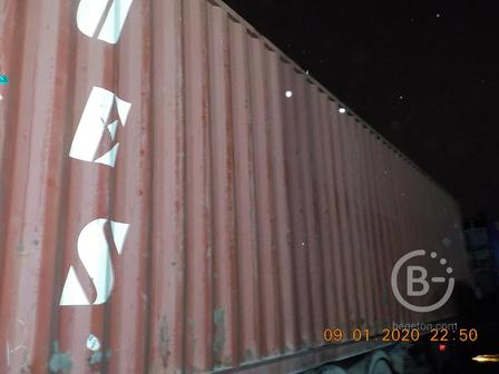 Продаются морские контейнеры 40'HC (футов)