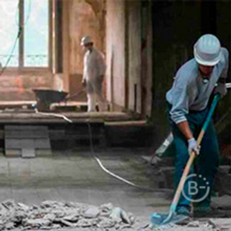 Наведём чистоту и порядок в помещении после пожара
