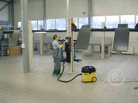 Ежедневная уборка офисных и коммерческих помещений