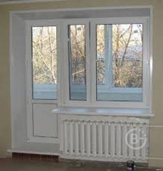 Установка пластиковых окон и утепление балконов