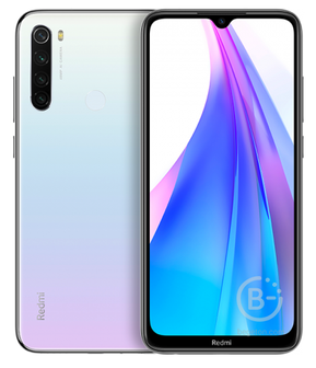 Смартфон Xiaomi Redmi Note 8T 4/64GB Global Version