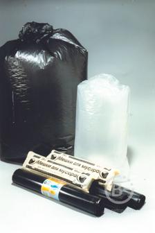 Мешки упаковочные, вкладыши в коробку из ПНД и ПВД
