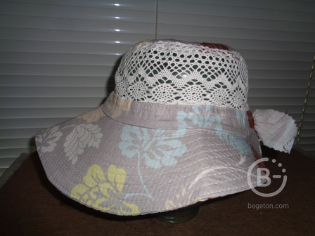 Шляпа-козырек  (20)