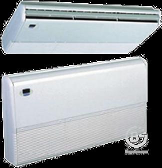 Напольно-потолочные сплит-системы