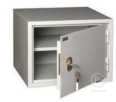 Металлический бухгалтерский шкаф
