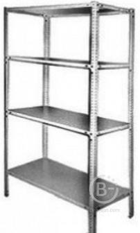 Металлический стеллаж 2000*1500*600 мм