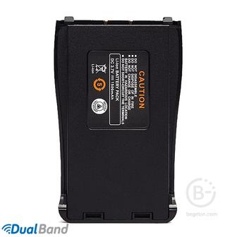 Аккумуляторная батарея для рации Baofeng BF 888S