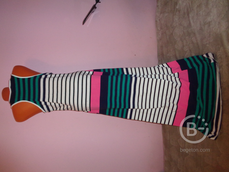 Платье (171). JEANS. Размер L.