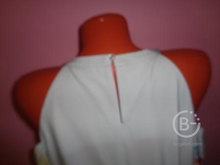 Платье (201). Размер М.бледно