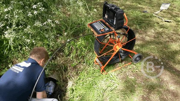 Видеоинспекция труб с видеозаписью