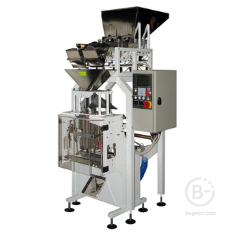 Автомат для фасовки и упаковки круп, макарон, сахара, соли