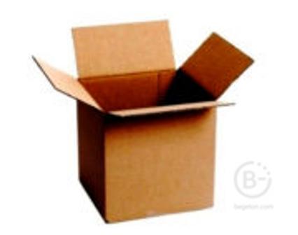 Стандартные формы коробок