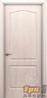 Дверь Палитра глухая дуб паллада