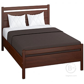 Кровать из массива Вероника-1