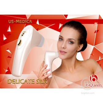 Вакуумный массажер для лица US Medica Delicate Silk