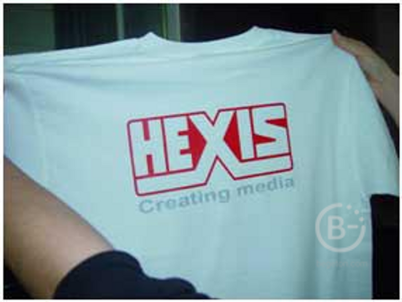 Печать на одежде, нанесение надписей логотипов на спецодежду