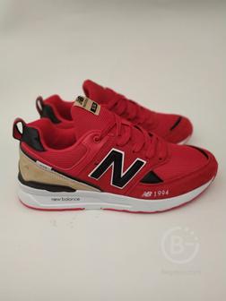 New balance 574H красные