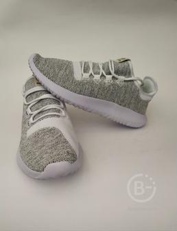 Adidas Tubular светло-серые