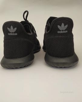 Adidas Tubular чёрные